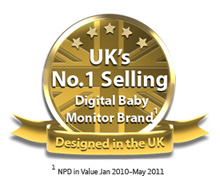 Award-winning Baby Monitor 250