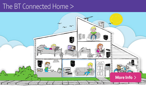 BT Connected Home Store
