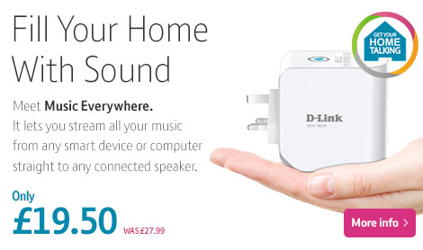 D-Link Music Anywhere