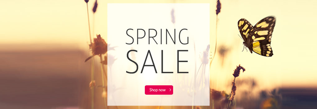 SPRING SALE STORE