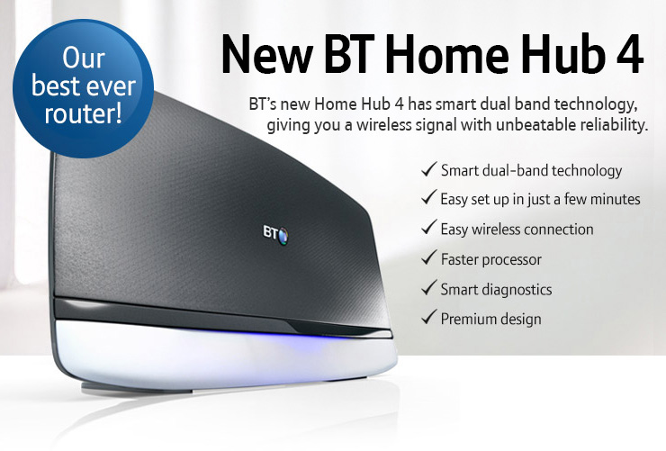 How To Set Up Your BT Wireless Connection?