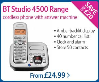 BT Studio 4500 Plus Range