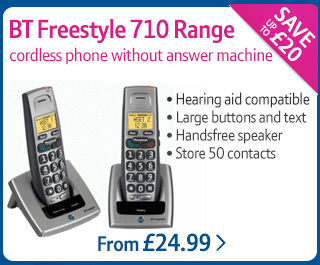 BT Freestyle 710 Range