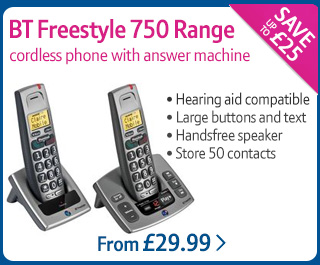 BT Freestyle 750 Range