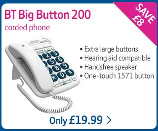 BT Big Button 200
