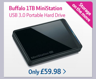 Buffalo 1TB MiniStation