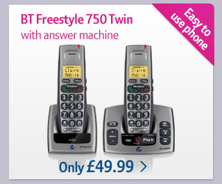 BT Freestyle 750 Twin