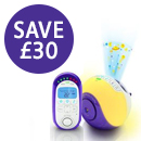 BT Baby Monitor Pacifier