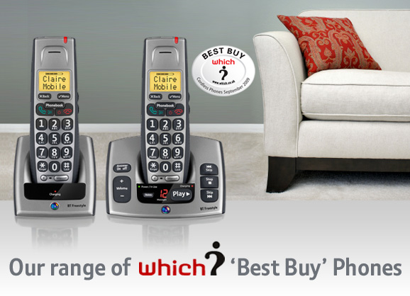 Which? Best Buy Phones