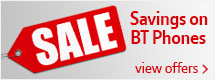 BT Phones Sale