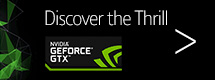 NVIDIA Discover the Thrill