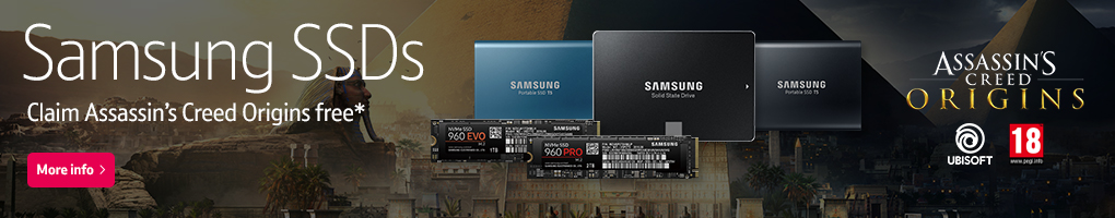 Samsung SSD Category Footer