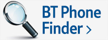 BT Phone Finder