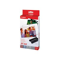 Canon KP 36IP Print Cartridge/Paper Kit - 36 sheets