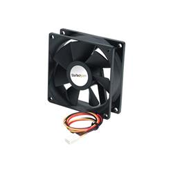 StarTech.com 60x25mm High Air Flow Dual Ball Bearing Computer Case Fan with TX3