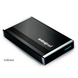 "Akasa Integral P2 2.5"" eSATA/USB External Storage Enclosure"