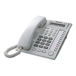 Panasonic KXT7730 Display Telephone - Black