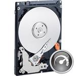 "WD 250GB Scorpio Black 7200RPM 16MB 2.5"" SATA-300"