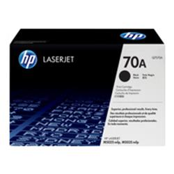 HP 70A Black Original LaserJet Toner Cartridge
