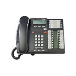 Nortel T7316E Charcoal Telephone