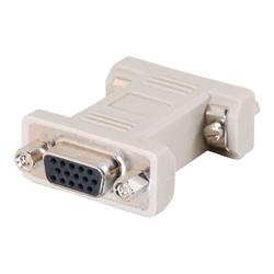 C2G HD15 F/F VGA Gender Changer (Coupler)