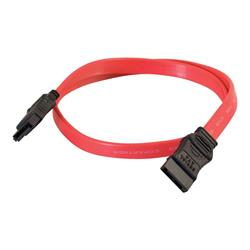 C2G .5m 7-pin Serial ATA Device Cable