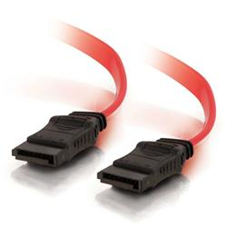 C2G 1m 7-pin 1-Device Serial ATA Cable