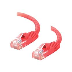 C2G 5m Cat5E 350 MHz Snagless Booted Patch Cable - Red