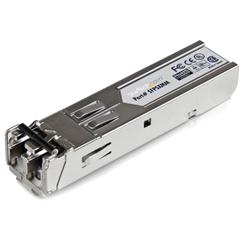 StarTech.com Gb MM SFP Fiber Transceiver