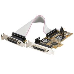 StarTech.com 8 Port PCI Express Low Profile Serial Adapter Card