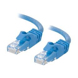 C2G 15m Cat6 550 MHz Snagless Patch Cable - Blue