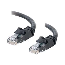 C2G 5m Cat6 550 MHz Snagless Crossover Cable - Black