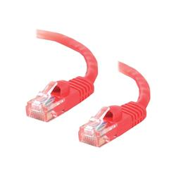 C2G 5m Cat6 550 MHz Snagless Crossover Cable - Red
