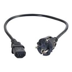 C2G 10m 16 AWG Universal Power Cord (IEC320C13 to CEE7/7)