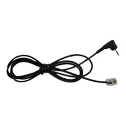 Jabra 1M Panasonic Cord, RJ9 to 2.5mm Plug