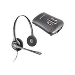 Plantronics SupraPlus DIGITAL D261 - Headset ( semi-open )
