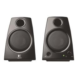Logitech Z130 PC Multimedia Laptop Speakers - 5 Watt