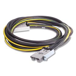 Stockists of APC Battery Cabinet Cable AC 230 V 4.6m for Symmetra LX Battery Module