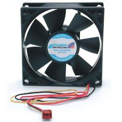 StarTech.com 80x25mm Dual Ball Bearing Computer Case Fan with TX3 Connector
