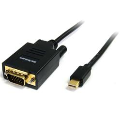 StarTech.com 6 ft Mini DisplayPort to VGA Cable - M/M