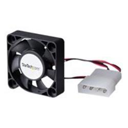 StarTech.com 40x10mm Replacement Dual Ball Bearing Computer Case Fan with LP4