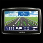 TomTom XL 2 IQ Routes edition UK & ROI - GPS receiver - automotive