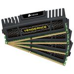 Corsair 16GB (4x4GB) DDR3 1600Mhz CL9 Vengeance Black Performance Desktop Memory Kit