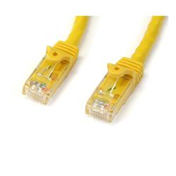 StarTech.com 75ft Yellow Cat6 Patch Cable