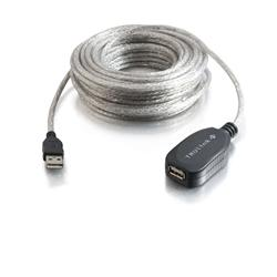 C2G 12m USB 2.0 A/A Active Extension Cable