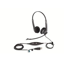 Jabra GN2000 Duo USB NC Headset (Certified for Cisco)