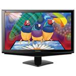 "ViewSonic VA2448-LED 24"" 1920x1080 VGA DVI-D LED Monitor"