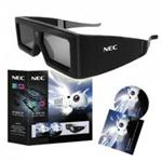 NEC 3D Starter Kit (Content & Glasses)