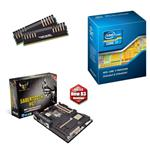 Asus Intel Gamer/Overclocking Bundle (Inc. Sabertooth P67, Intel Core i7-2600K & 8GB DDR3 Memory)