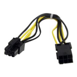 StarTech.com 8in 6 pin PCI Express Power Extension Cable